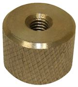 Nut Discharge Tube Knurled