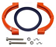 Pack Clamp 76.2mm Orange