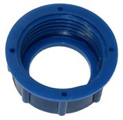 MS Coupling Nut 40 x 3mm Blue