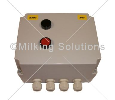 Control Box 24V 1Ph 220/240Hz 0.75Kw