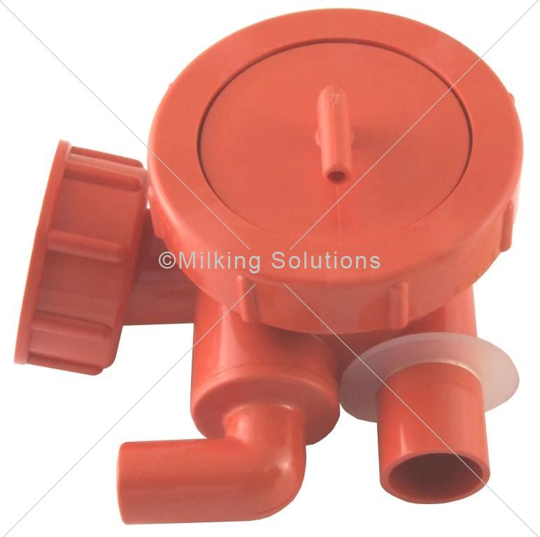 MS Cleaning Valve Complete Orange