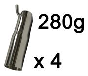 Pack Shell 280g Parallel (4)