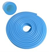 MS Pack Silicone Tube 7mmid x 13.5mmod x 20m Blue