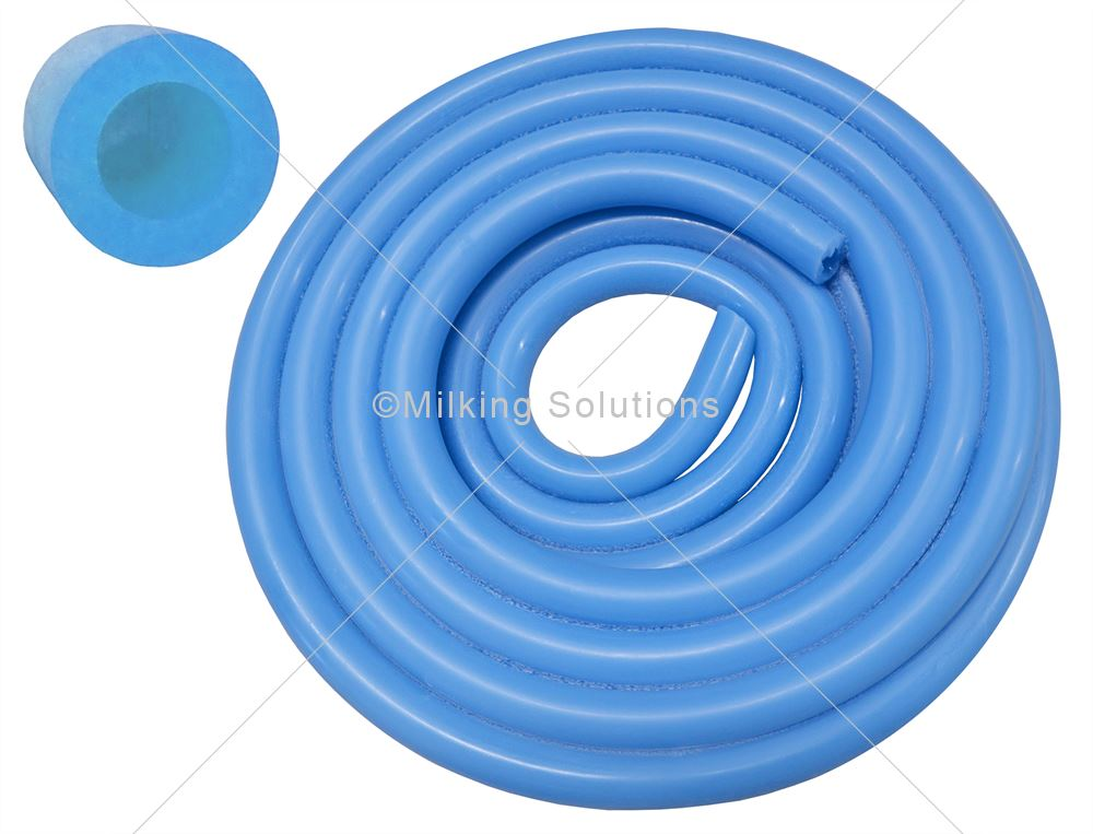 MS Pack Silicone Tube 19mmid x 31mmod x 10m Blue