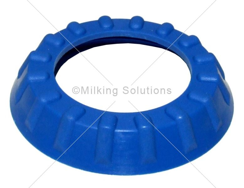 MS Coupling Nut 55 x 2mm Blue