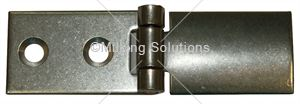 MS Hinge Anti-Waste Valve